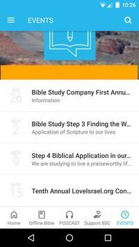 BibleStudyCompany screenshot 2