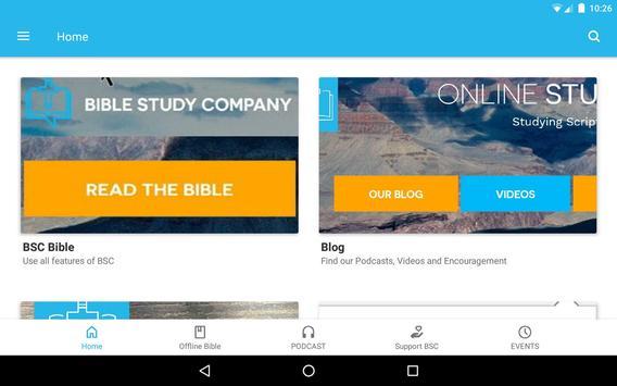 BibleStudyCompany screenshot 6