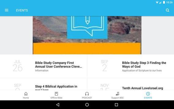 BibleStudyCompany screenshot 8