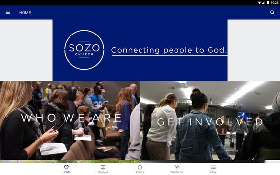 Sozo Church screenshot 3