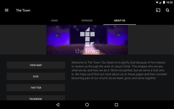 The Town screenshot 8