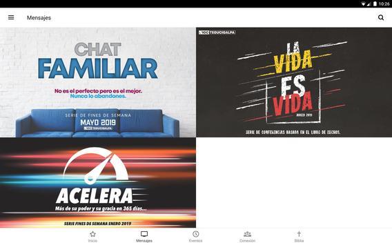 Gran Comisión Tegucigalpa screenshot 3