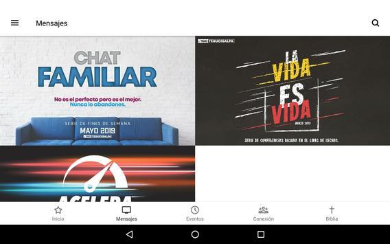 Gran Comisión Tegucigalpa screenshot 6