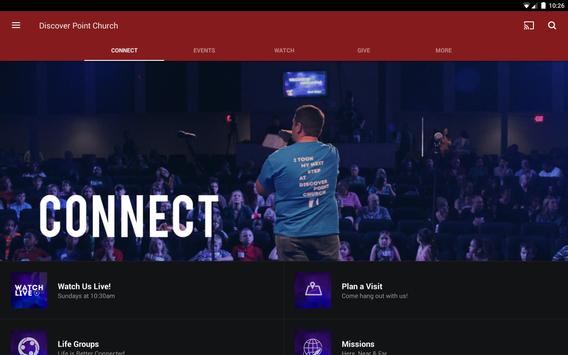 Discover Point Church screenshot 3