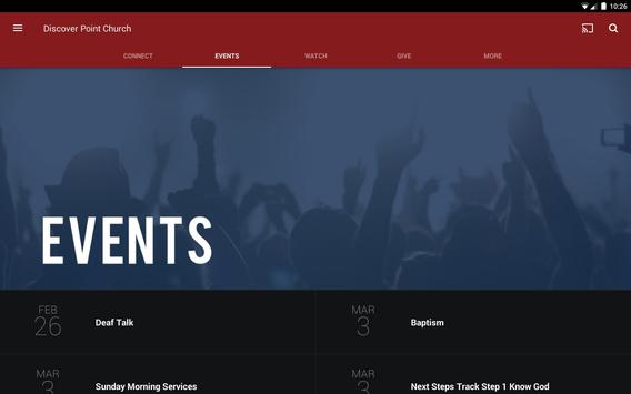 Discover Point Church screenshot 4