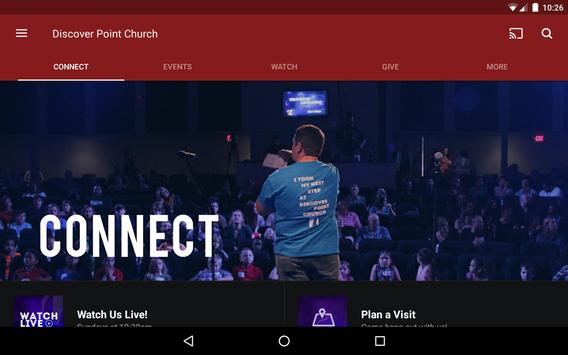 Discover Point Church screenshot 6