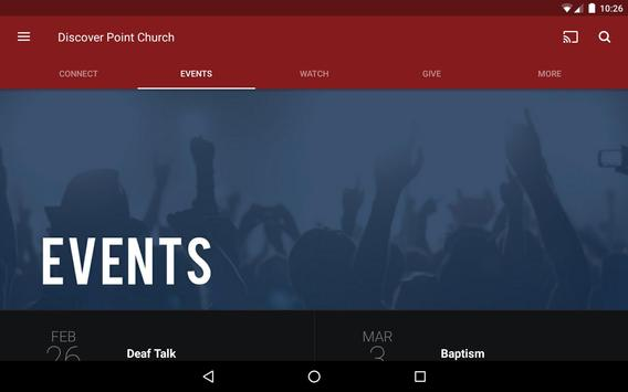 Discover Point Church screenshot 7