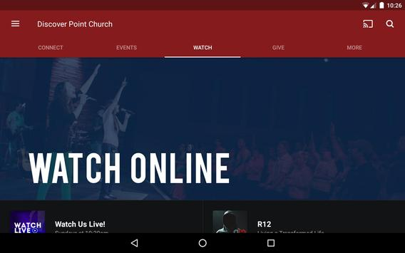 Discover Point Church screenshot 8