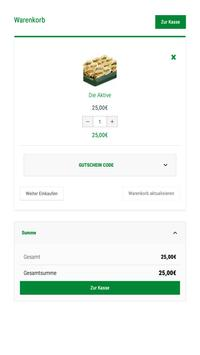 SUBWAY® Catering & Lieferservice screenshot 1
