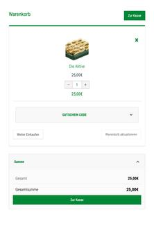 SUBWAY® Catering & Lieferservice screenshot 2