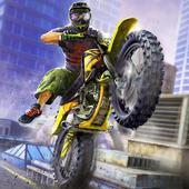 Subway Moto Rider icon