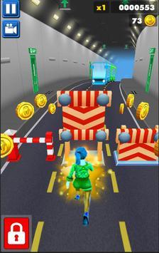 Subway Royal Girl Surf screenshot 1