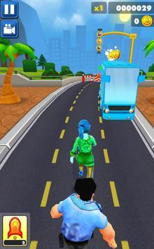 Subway Royal Girl Surf screenshot 2