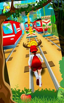 Subway Santa Girl Christmas Adventure screenshot 10