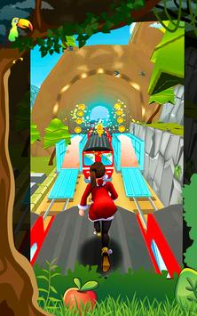 Subway Santa Girl Christmas Adventure screenshot 1