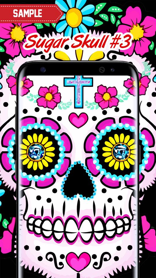 Sugar Skull Wallpaper For Android Apk Download