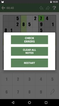Free Sudoku screenshot 4