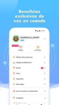 Sueñovela скриншот 3