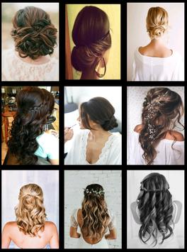Wedding Hairstyle screenshot 1