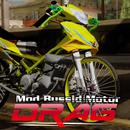 Mod Bussid Motor Drag Racing APK Android