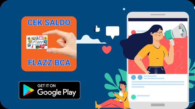 Cara Cek Saldo Flazz BCA Terbaru poster