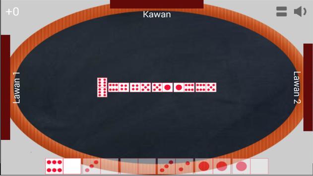 Domino : Gaple 2019 screenshot 1