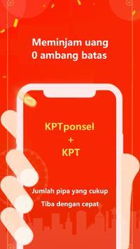 Segera Kaya - Dompet kartu seluler poster