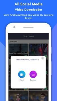 All Social Video Downloader screenshot 1