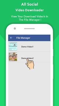 All Social Video Downloader screenshot 3