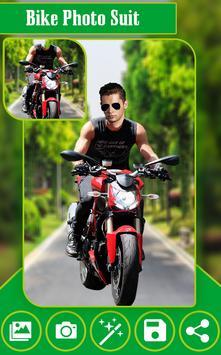 Bike Photo Suits : Stylish Bike New poster