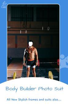 Body Builder Photo Suit screenshot 5