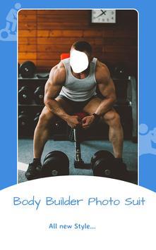 Body Builder Photo Suit screenshot 9