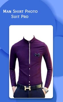 Man Shirt Photo Suit : Formal Photo Maker screenshot 3