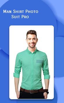 Man Shirt Photo Suit : Formal Photo Maker screenshot 1