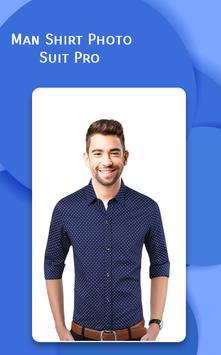Man Shirt Photo Suit : Formal Photo Maker screenshot 2