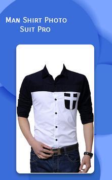 Man Shirt Photo Suit : Formal Photo Maker screenshot 4