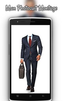Man Photo Suit Montage screenshot 3
