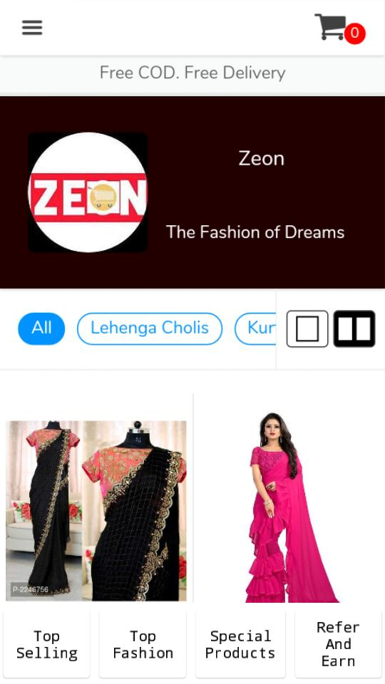 Zeon for Android - APK Download