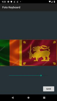 Foto Sinhala Keyboard screenshot 4