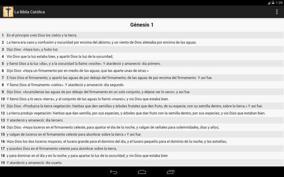 La Biblia Católica screenshot 8