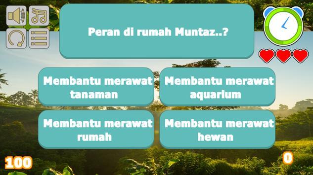 Muntaz Halilintar Trivia screenshot 1