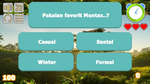 Muntaz Halilintar Trivia screenshot 4