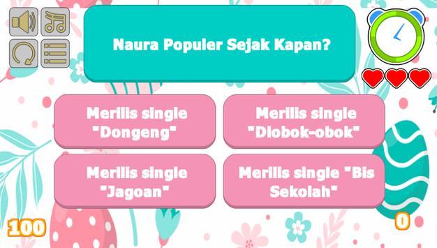Naura Quiz Super screenshot 1