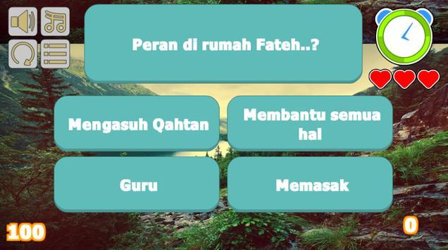 Fateh Halilintar Trivia screenshot 3