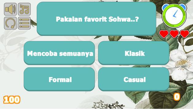 Sohwa Halilintar Trivia Game poster