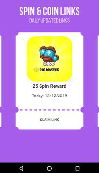 Pig master Free Coin and Spin Guide screenshot 1