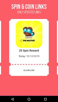 Pig master Free Coin and Spin Guide screenshot 2