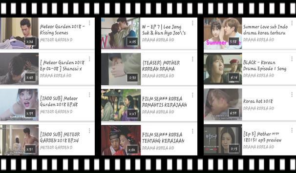 Drama Korea HD Sub Indo screenshot 1