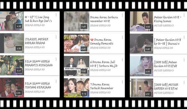 Drama Korea HD Sub Indo screenshot 2