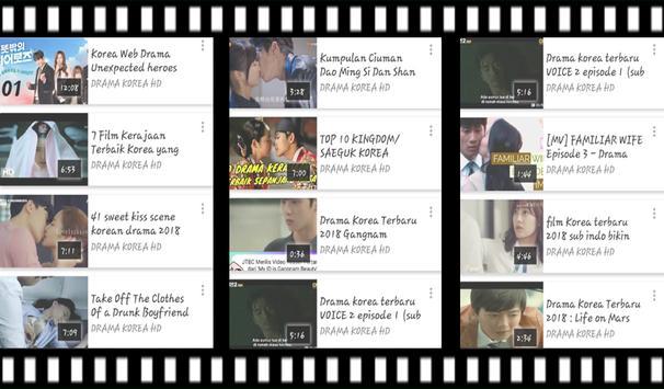 Drama Korea HD Sub Indo screenshot 5